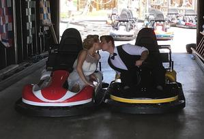 Wedding After Party with Go Karts